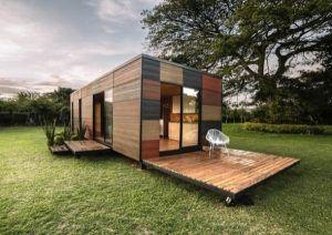 casas pequeñas sustentables
