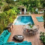 Deck para exteriores – Madera, PVC o WPC