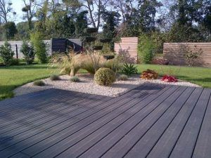 deck pvc para patios