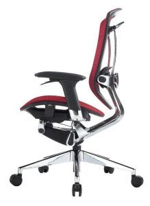 silla para oficina regulable ergonomica