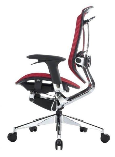silla para oficina regulable ergonomica