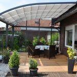 Toldos para patios y terrazas