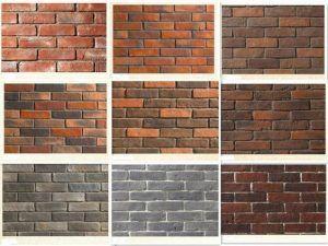 colores de ladrillo para fachada