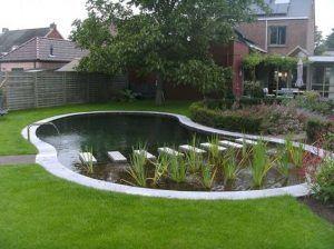 estanques de cemento