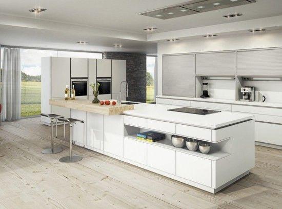 Modelos cocinas con islas modernas casa web for Las cocinas mas modernas