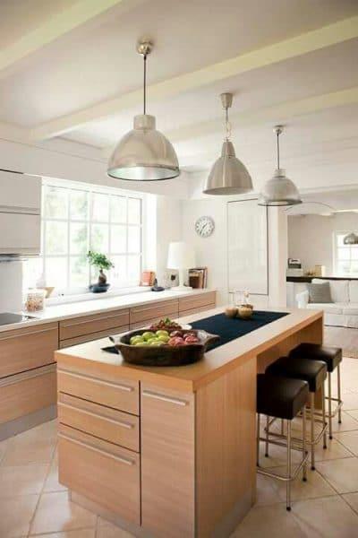 Isla para cocina con desayunador casa web for Cocinas pequenas con isla y desayunador