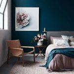 Como combinar colores de pintura para paredes de interior modernas