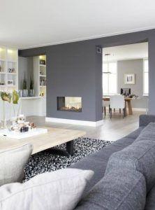 paredes pintadas en tonos neutros modernos