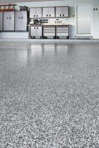 piso simil granito para garage con procelanato liquido 3d
