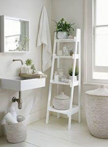 estante para baño chic y moderno