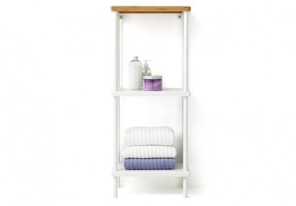 estanteria para baño moderno IKEA