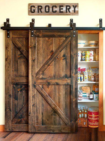 estilos de puertas para habitaciones Puertas De Granero Corredizas Casa Web