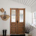 Puerta doble vintage Aberturas
