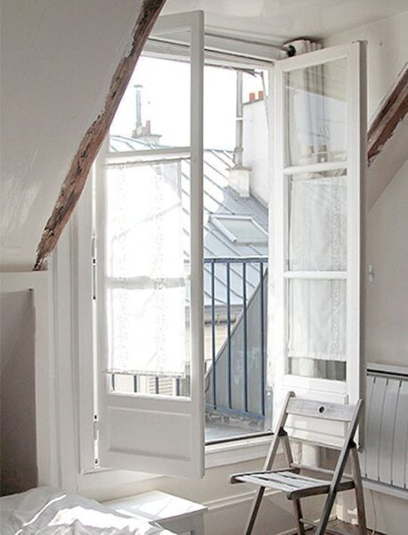 ventana restaurada antigua vintage Aberturas