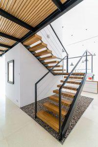 escalera moderna tipo imperial