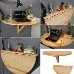mueble inteligente y funcional repisa y escritorio