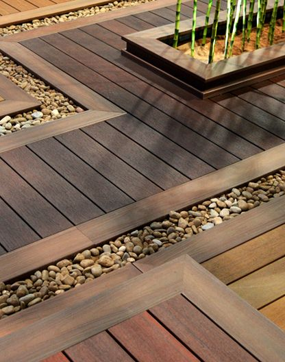 deck de pvc para patios