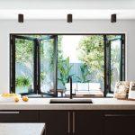 ventanas abatibles modernas grandes