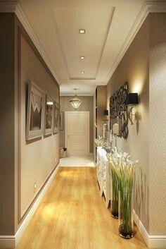 decoracion de pasillos