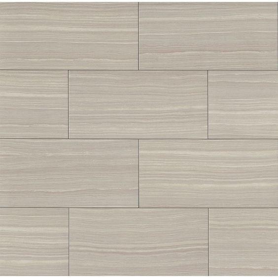Colocar ceramicos rectangulares intercalados horizontal