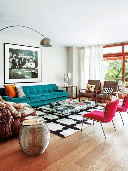 Muebles retro decoracion moderna