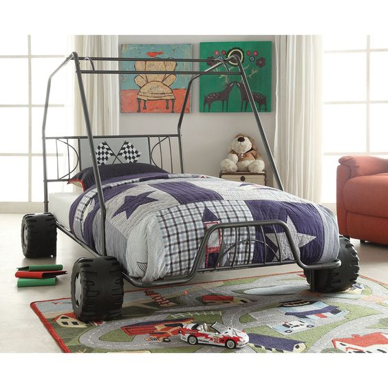 cama infantil estilo kating