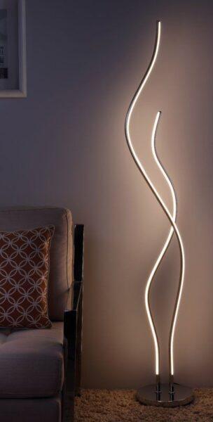 lampara para acento living