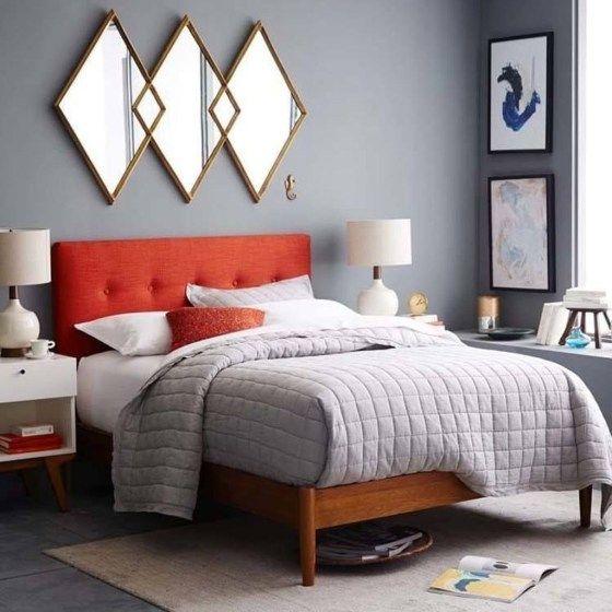 muebles de dormitorio retro moderno