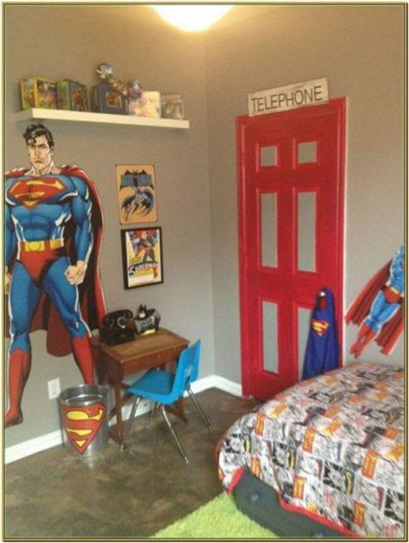 vinilo de superman