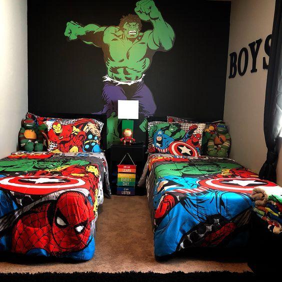 vinilo decorativo de hulk