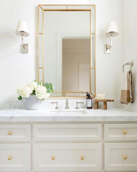baño estilo italiano moderno