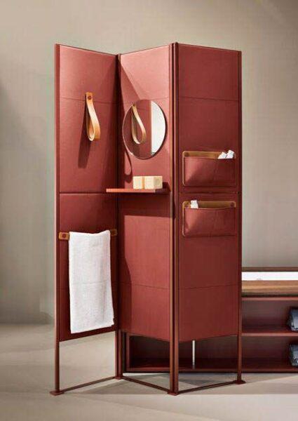 biombo moderno y elegante de tela