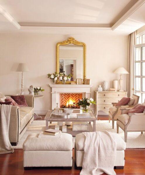 decoracion moderna con muebles estilo ingles