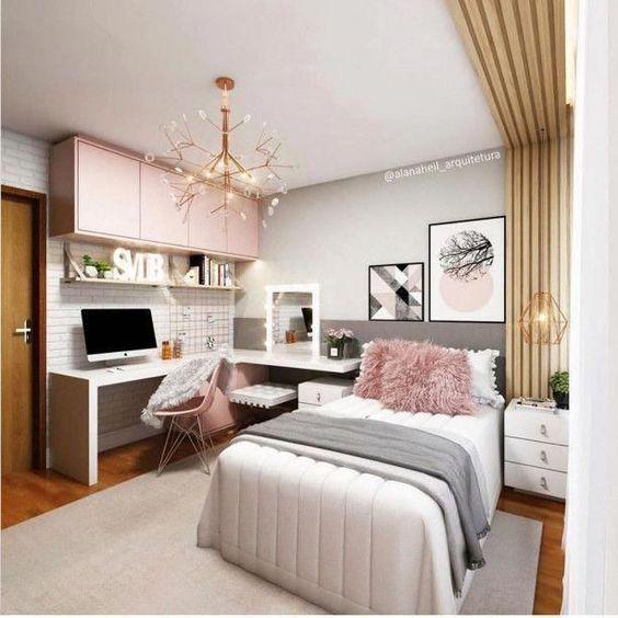 dormitorio juvenil estilo italiano moderno