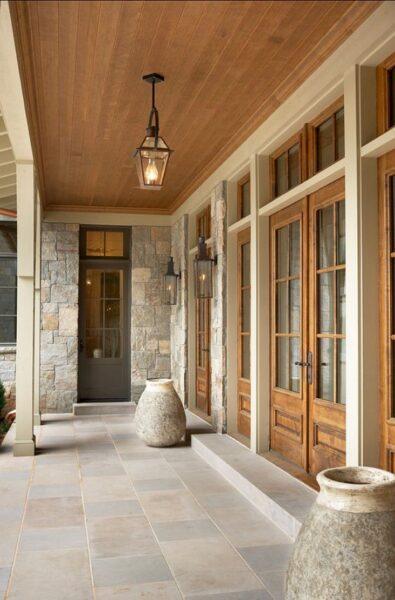 piso ceramica para galeria exterior