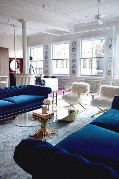 sala de estar estilo italiano moderno 1