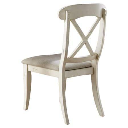 silla campestre tapizada