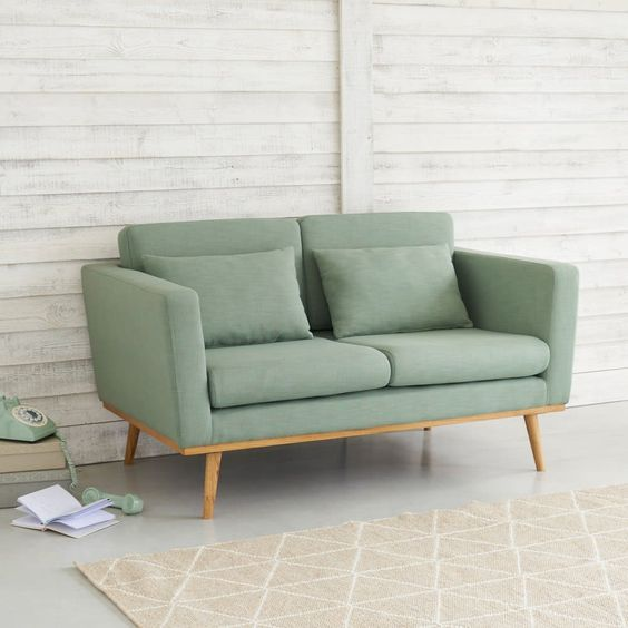 sofa vintage retro
