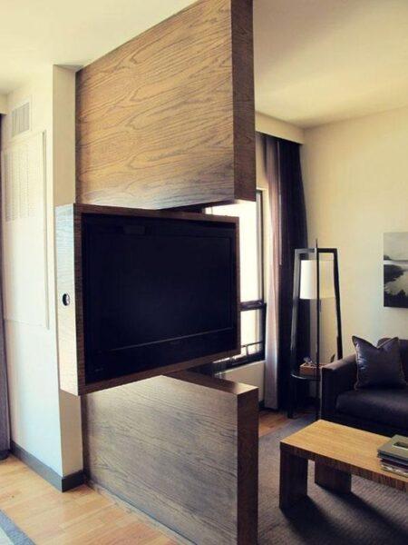 Mueble para tv Giratorio
