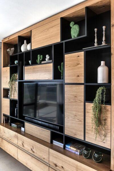 Mueble television Cabina