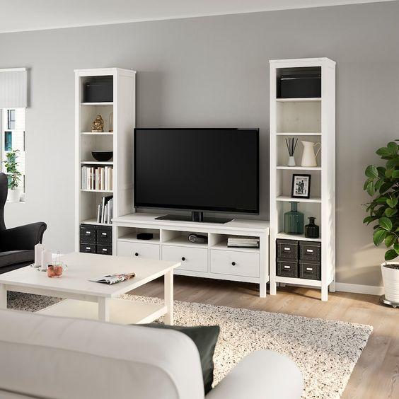 Mueble television modular moderno