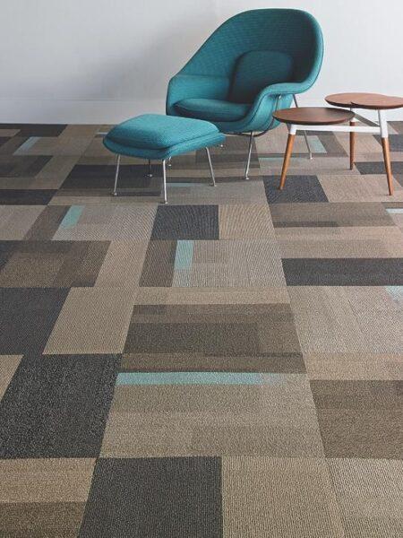 alfombras modulares para pisos