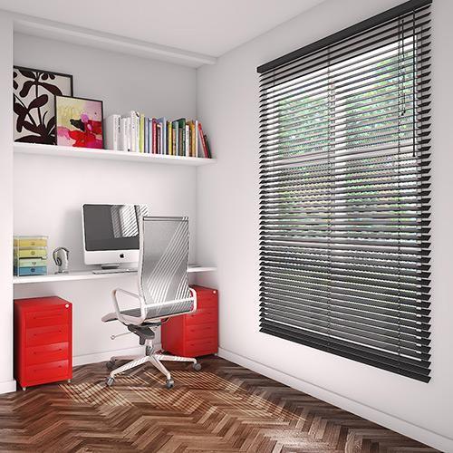 cortinas o persianas sinteticas modernas