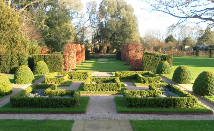 jardines italianos renacentistas
