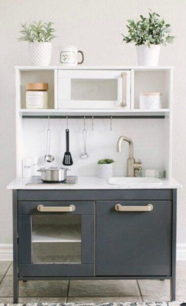 kitchenette cocina pequeña moderna