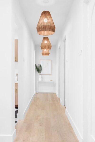 lamparas para pasillo moderno