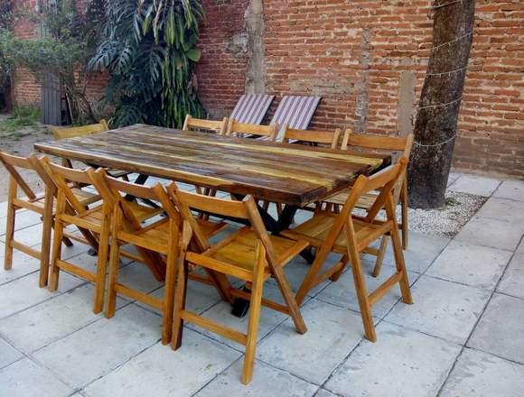 mesa de Guayaibí madera para muebles