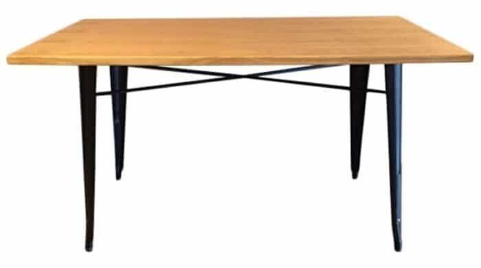 mesa de bambu madera para muebles