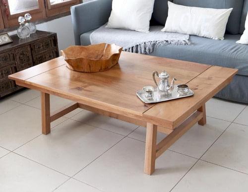 mesa de kiri madera para muebles