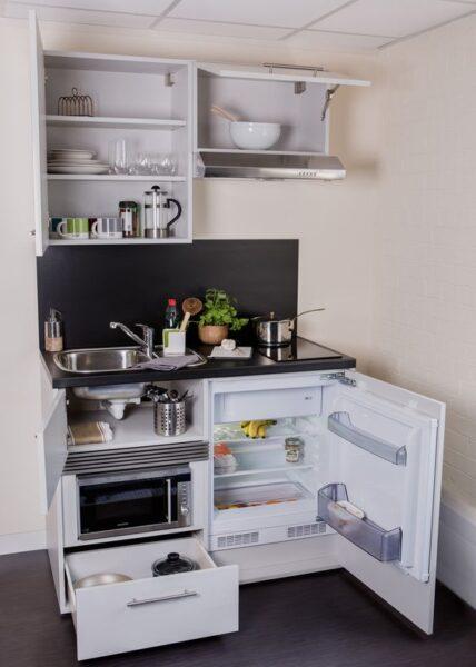 mini cocinas kitchenette